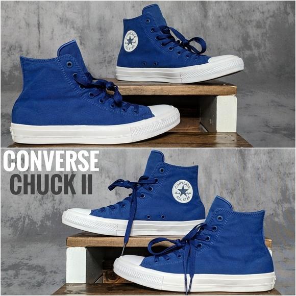 Hitop Chuck Ii Sodalite Blue